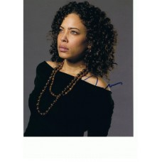 Tawny Cypress AUTOGRAPH Heroes SIGNED 10x8 photo