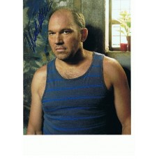 Wade Williams AUTOGRAPH Prison Break SIGNED 10x8 photo